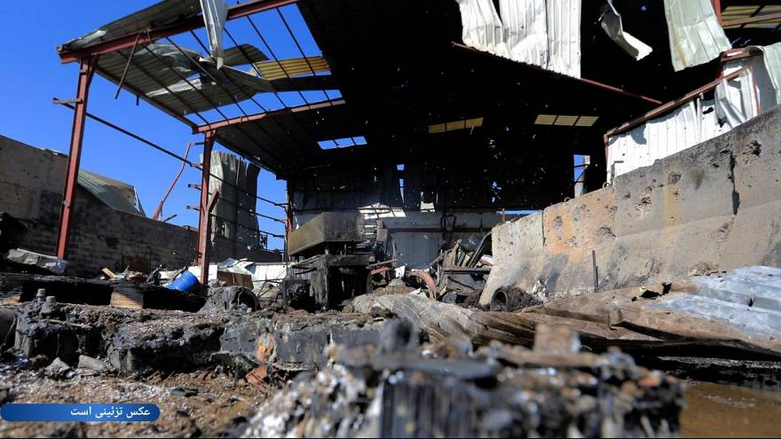 حمله هوایی عربستان به یمن؛ «۹ غیرنظامی کشته شدند»