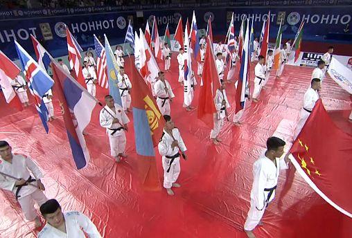 Grande Prémio de Hohhot: iraniano Saeid Mollaei repete vitória sobre rival japonês Sotaro Fujiwara