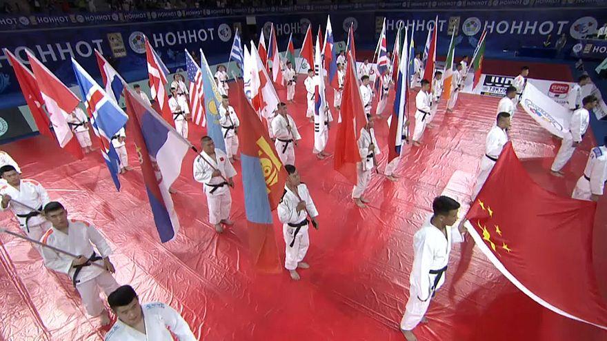 Hohhot Judo Grand Prix: Saeid Mollaei ve Martyna Trajdos güne damgasını vurdu