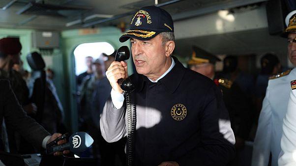 Ακάρ: «Θα συνεχίσουμε τις γεωτρήσεις στην Αν. Μεσόγειο»