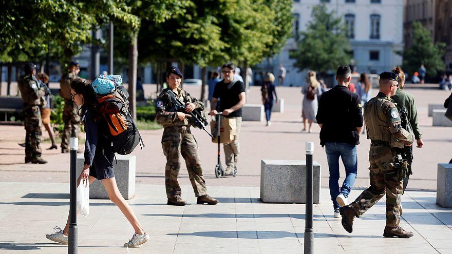 Lyon: Ermittler finden DNA in explodiertem Päckchen