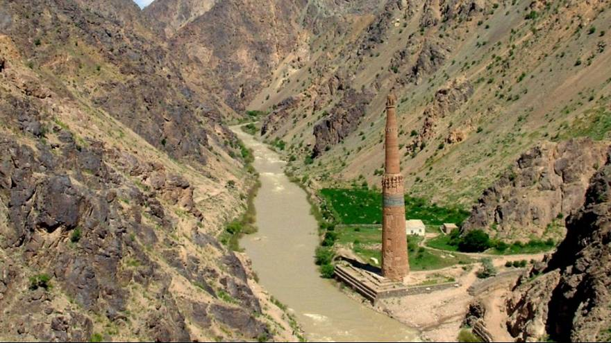منار جام افغانستان در خطر نابودی قرار گرفت