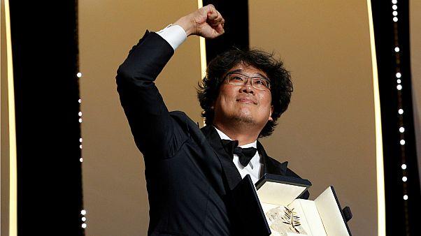 المخرج الكوري الجنوبي بونغ جون-هو