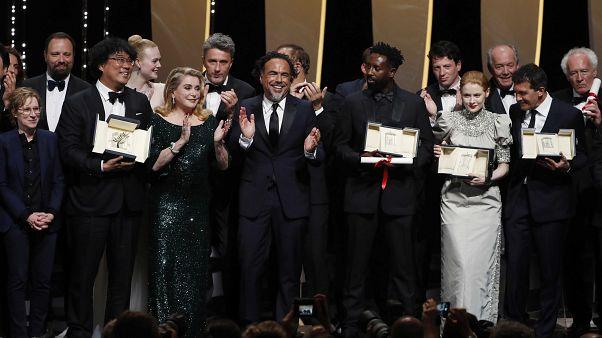 72. Cannes Film Festivali'nde ödüller açıklandı: Altın Palmiye'yi Joon-Ho'nun Parasite filmi kazandı