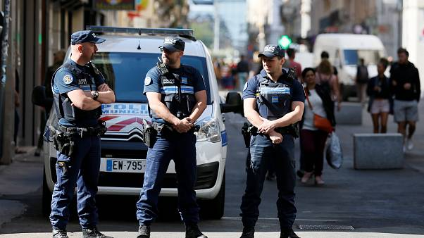 Two suspects arrested in connection with bomb attack in Lyon last week