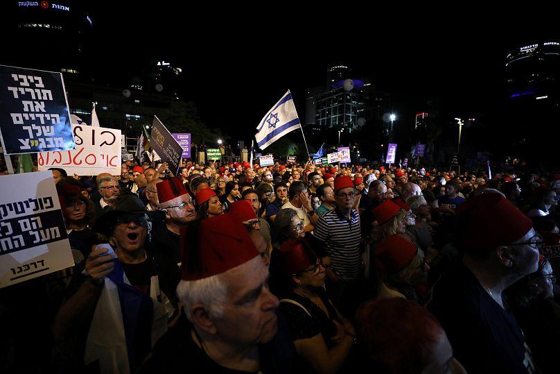 Israele: elezioni il 17 settembre, Knesset si autoscioglie