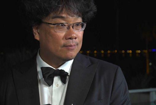 Bong Joon Ho, premier cinéaste sud-coréen à recevoir la Palme d'Or