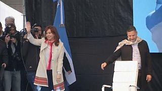 Argentinien: Ex-Präsidentin Fernández de Kirchner will wieder an die Macht