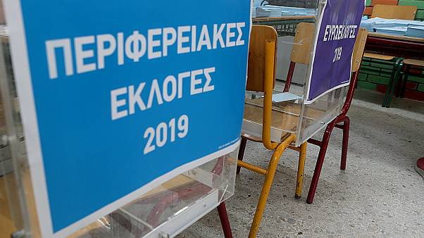 LIVE- Ελλάδα - Αυτοδιοικητικές εκλογές: Τα αποτελέσματα