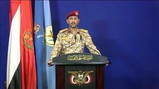 يحيى سريع المتحدث باسم القوات الحوثية