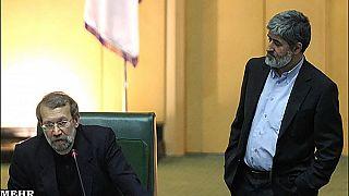ادامه ریاست لاریجانی؛ مطهری از نایب رئیسی مجلس ایران کنار گذاشته شد