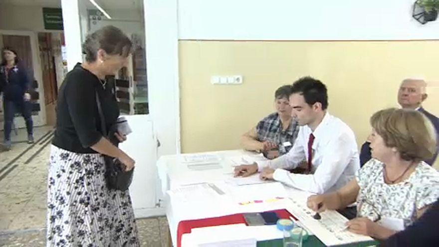 EP választás: 17 óráig 37.06 % ment el szavazni