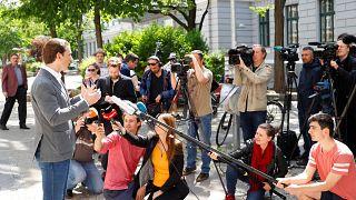 Österreich: SPÖ will eigenen Misstrauensantrag - es wird eng für Kurz