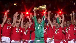 قهرمانی بایرن مونیخ در جام حذفی آلمان
