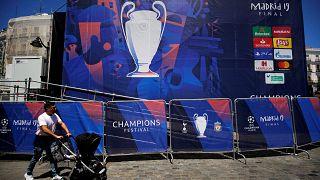 Madrid'de Şampiyonlar Ligi finaline 'özel tarife': Bir gecelik oda 25 bin euro