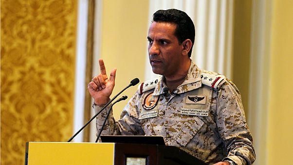 المتحدث الرسمي باسم قوات التحالف الذي تقوده السعودية في اليمن العقيد الركن