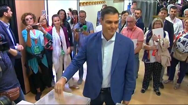 El PSOE vuelve a conquistar las urnas