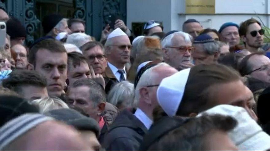 Fokozódó antiszemitizmus Németországban