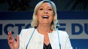 Rechte Wahlsiege: Le Pen, Salvini, Farage und Orbán jubeln