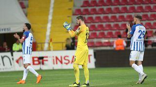 Süper Lig: Akhisarspor'un ardından Bursaspor ve Erzurumspor da küme düştü