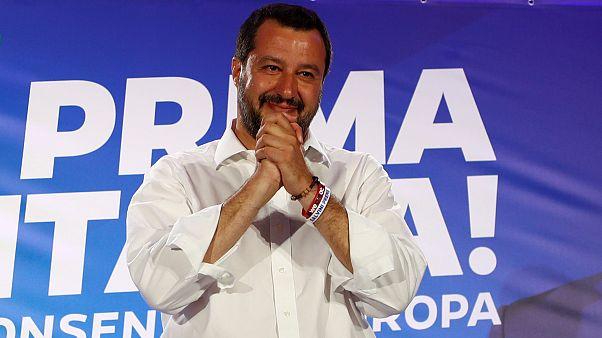 Partidos de Le Pen e Salvini dão impulso à direita populista