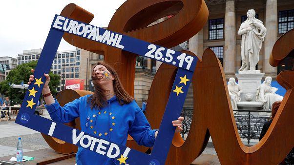 Gewonnen hat Europa! 50 Prozent Wahlbeteiligung