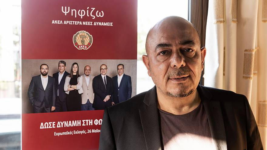Güney Kıbrıs'tan bir Türk aday ilk kez AP seçimlerini kazandı