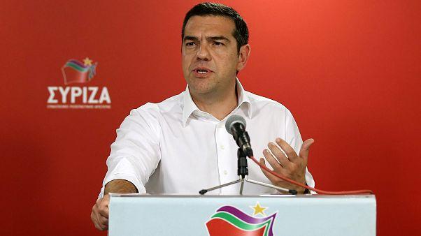 Tsipras kündigt vorgezogene Parlamentswahlen an