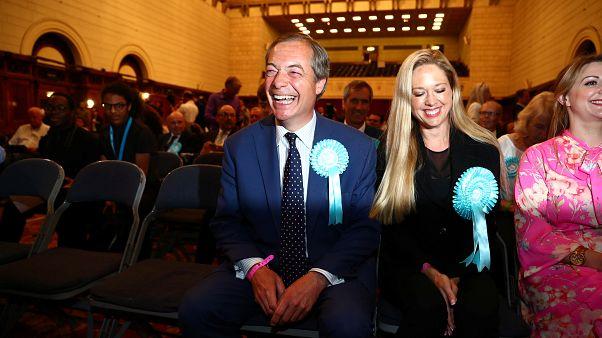 El Partido del Brexit se instala en el Parlamento Europeo
