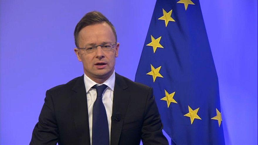 Szijjártó: erős nemzetállamokon alapuló EU kell