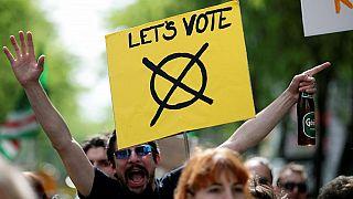 Diadalmas szélsőjobboldaliak, szociáldemokrata és néppárti győzelmek - eredménymutató országonként