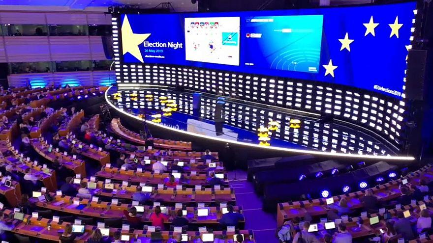 Grupos políticos do PE alinham estratégias de coligação