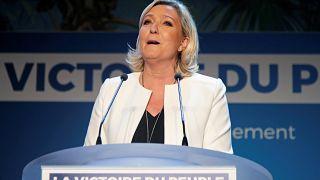 Européennes : Le Pen tient sa revanche, Macron doit encaisser le coup