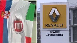 Fiat Chrysler'in Renault'ya 'birleşme' teklifi 2 firmanın borsa hisselerini uçurdu