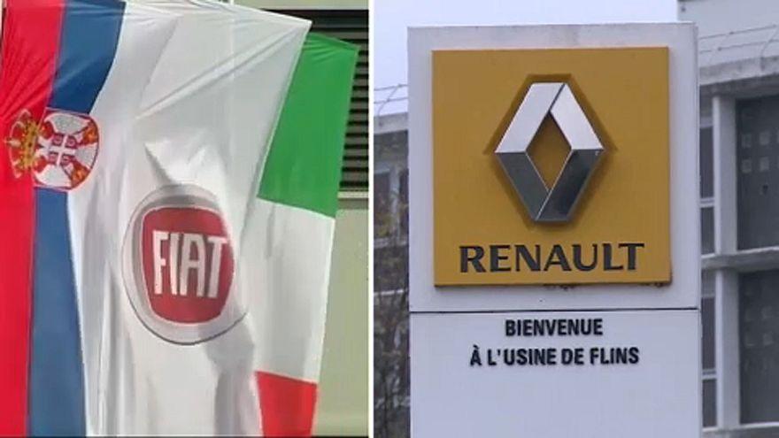 Otomotiv sektöründe dengeler değişiyor: Fiat Chrysler'den Renault'ya 'birleşme' teklifi