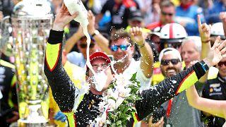 Pour la première fois depuis 1920, un Français remporte les 500 Miles d'Indianapolis