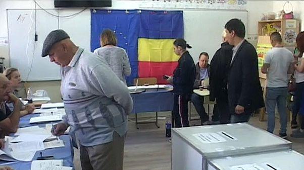 Румыны поддержали оппозиционные партии