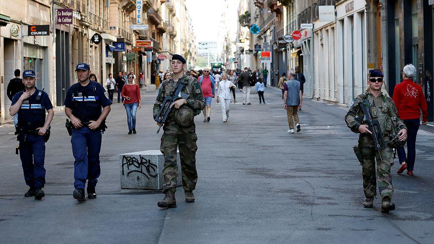 Взрыв в Лионе: подозреваемый задержан