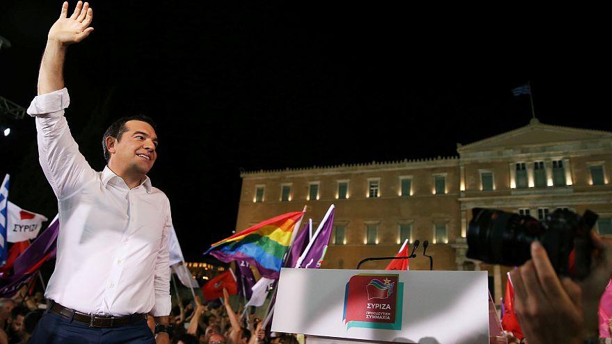 Tsipras convoca elecciones anticipadas en Grecia tras el batacazo de Syriza