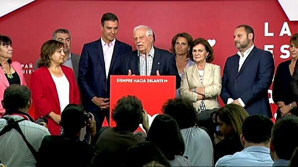 Las aspiraciones de los socialistas españoles en Bruselas