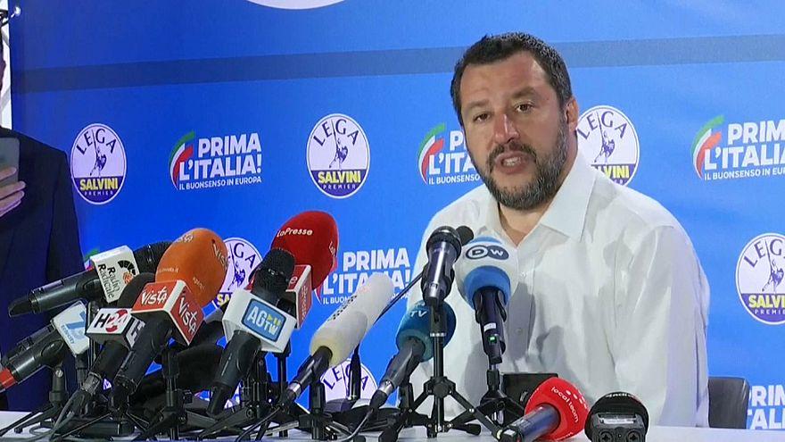 """Salvini: """"Európa politikai térképe változóban van"""""""