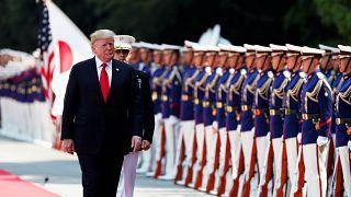 Итоги визита Дональда Трампа в Японию