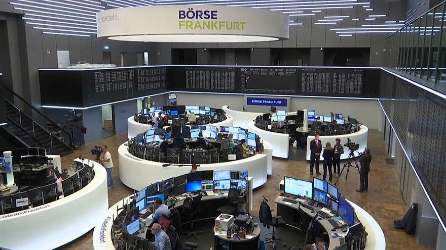 Mercados tranquilos com resultados das eleições europeias
