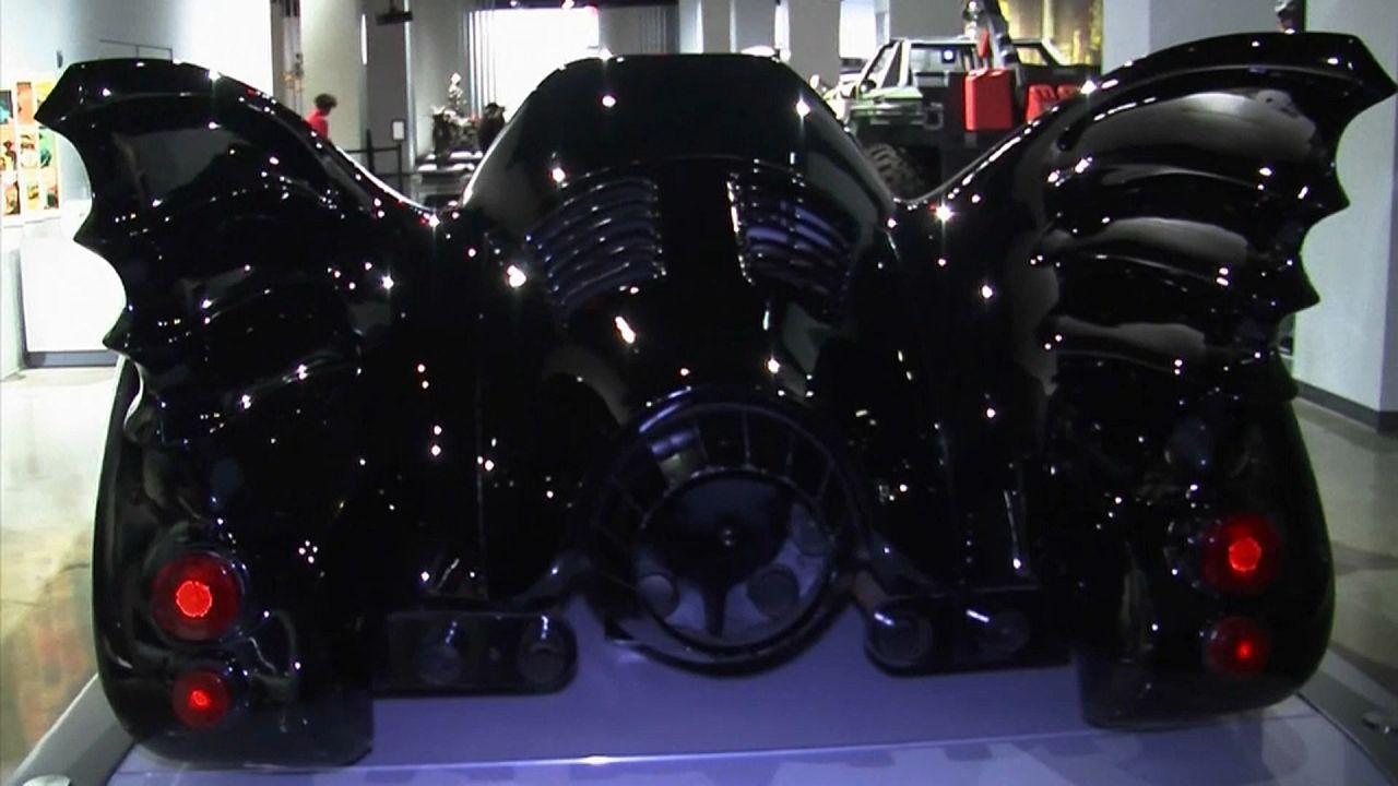 Ausstellung: Autos wie im Kino