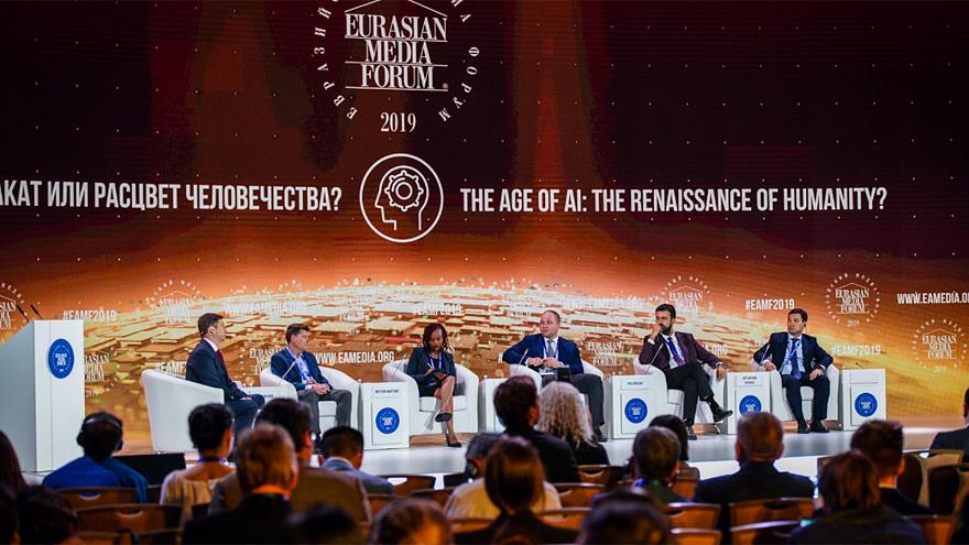 From globalisation to the blogosphere: The Eurasian Media Forum encourages open-minded debates