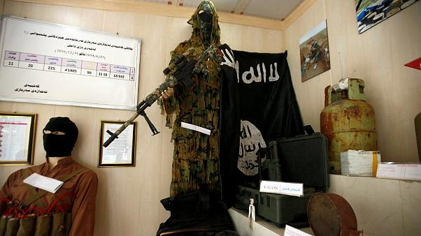 صدور حکم اعدام در عراق برای چهارمین فرانسوی عضو داعش