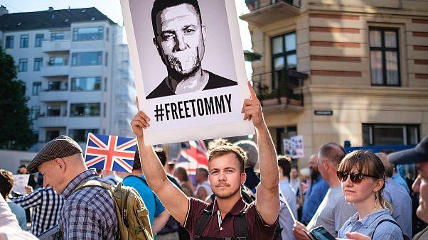 شکست نامزد اسلامهراس بریتانیایی در انتخابات پارلمان اروپا