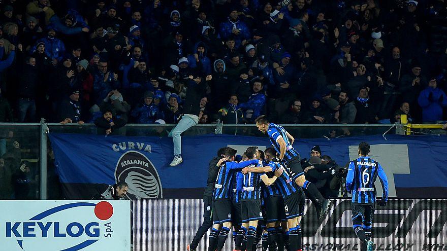 L'Atalanta Bergame valide sa qualification historique pour la Ligue des Champions