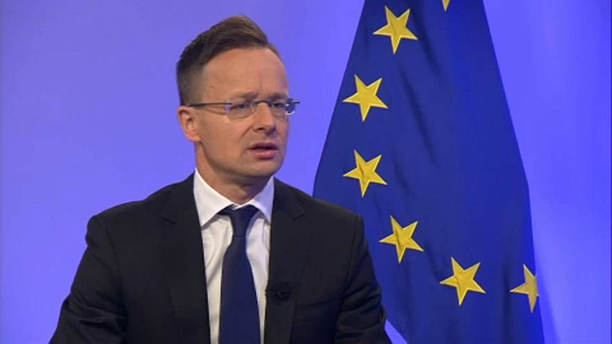 Hungary foreign minister rejects Weber for EU's top job, claps back at Article 7 'torture'