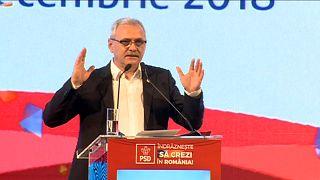 El líder socialdemócrata rumano, condenado a 3 años y medio de prisión